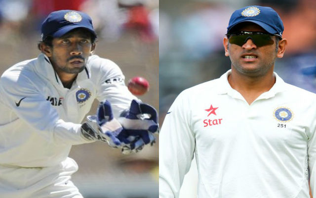 Wriddhiman Saha Creates 'India Record' to effect 10 dismissals in a Test