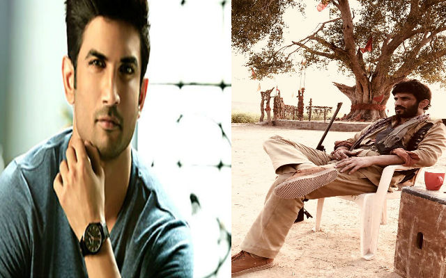 Son Chiriya first look: Sushant Singh Rajput Is Unrecognisable in Dacoit role