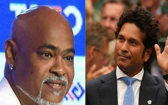 Vinod Kambli appreciates Sachin Tendulkar for bringing him back on field