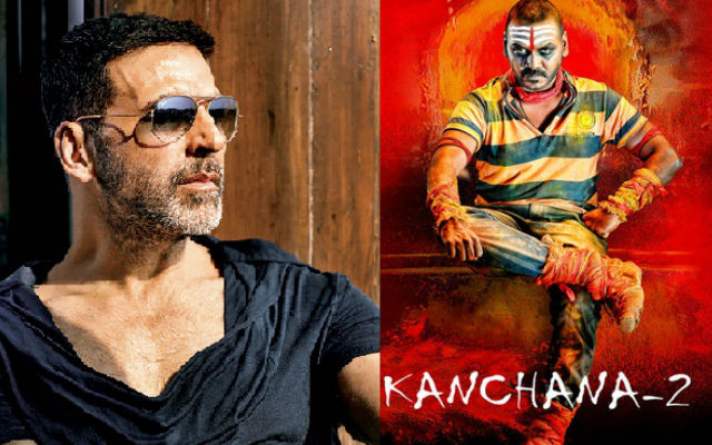 Akshay Kumar in Tamil remake of horror film : Kanchana 2