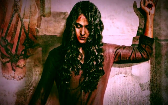 Bhaagamathie' first look: Anushka Shetty's  avatar will give you goosebumps
