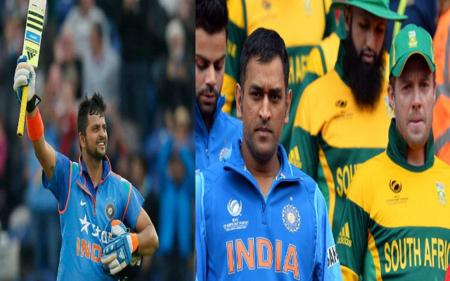 Suresh Raina comeback in focus as India enters Final Tour of South Africa