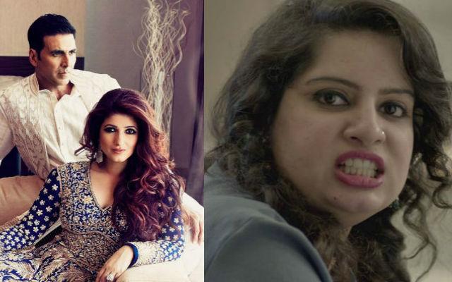 Mallika Dua mocks Akshay Kumar's PadMan challenge with a Reply, Must See!!