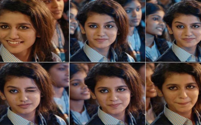 Priya Prakash Varrier, Alia Bhatt, Anushka Sharma – The Cutest Wink Award goes to…