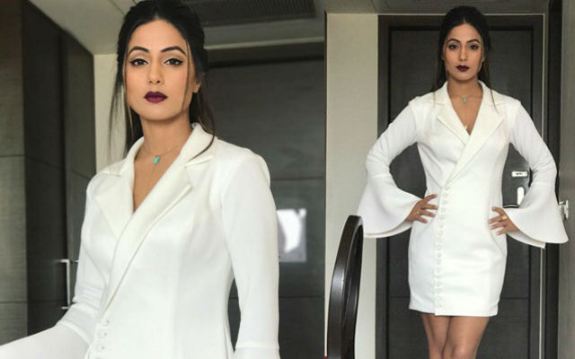 Bigg Boss 11's Hina Khan To Walk The Ramp for this Show
