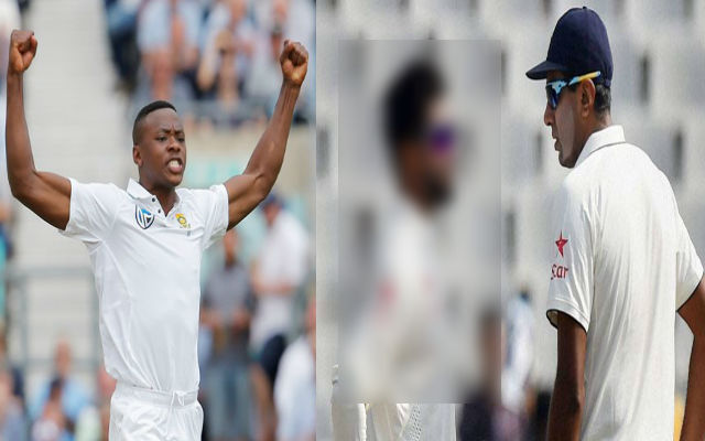 ICC Test Rankings: Kagiso Rabada Tops the List & Ashwin climbs Two steps up