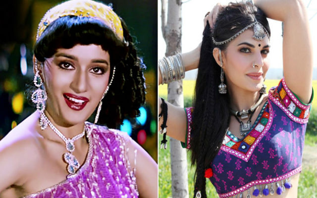 Ek Do Teen Teaser: Jacqueline Fernandez recreate Madhuri Dixit's 'Ek Do Teen' song