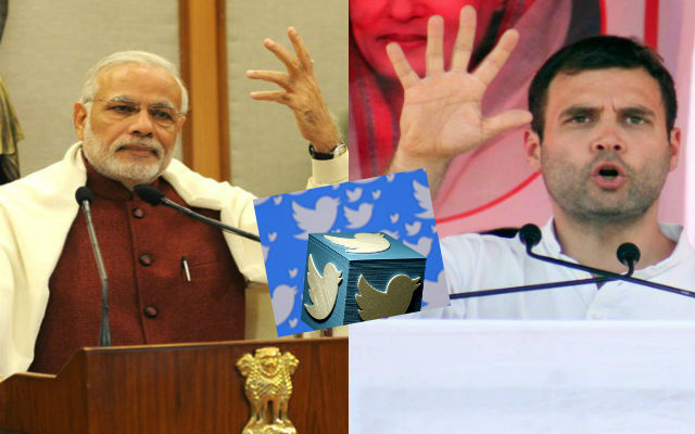 Prooved: More than half of PM Modi and Rahul Gandhi's Twitter followers are Fake