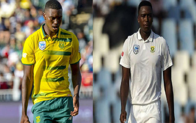 IPL 2018: 'Chennai Super Kings' Lungi Ngidi to Fly Back Home