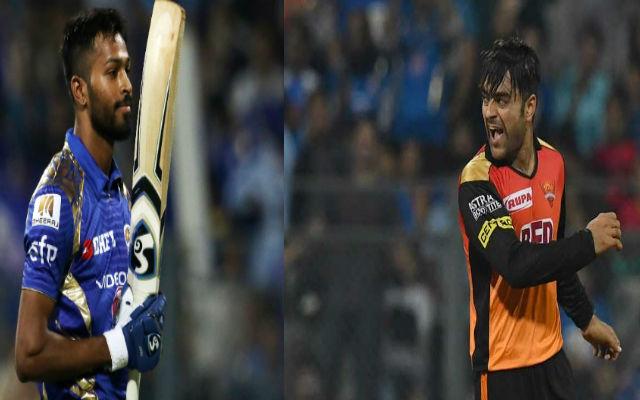 IPL 2018, MI vs SRH: Rashid Khan's Incredible Googly Stuns Hardik Pandya