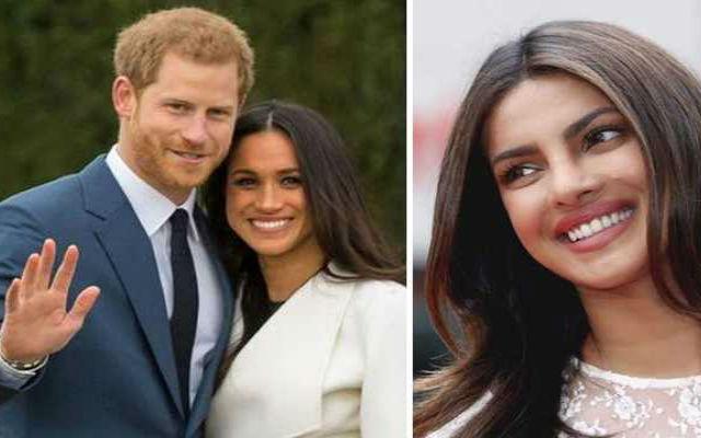 Priyanka Chopra To Be Seen In The Grand Royal Wedding Of Harry- Meghan Markle
