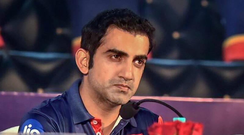 Gautam Gambhir steps down as Delhi Daredevil captain following 5 loses, Iyer to lead