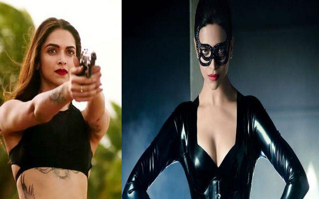 Deepika Padukone To Play India's 1st Female Superhero, Excited?