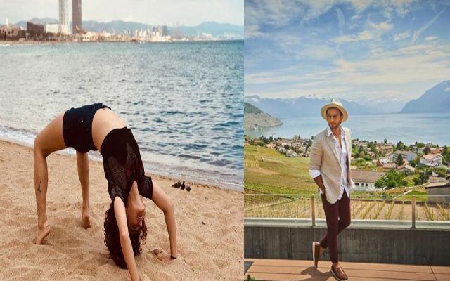 Ranveer Singh to Taapsee, Everyone is Beating Summer by their Unique Styles