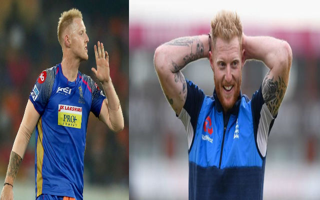 IPL 2018: Ben Stokes Says Goodbye & Thanked Rajasthan Royals fans For Support