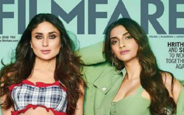 Kareena Kapoor and Sonam Kapoor's sexy outfits cannot be ignored