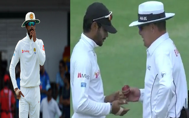 Sri Lanka vs Windies:  Dinesh Chandimal Banned For Third Test For His Involvement In Ball-Tampering