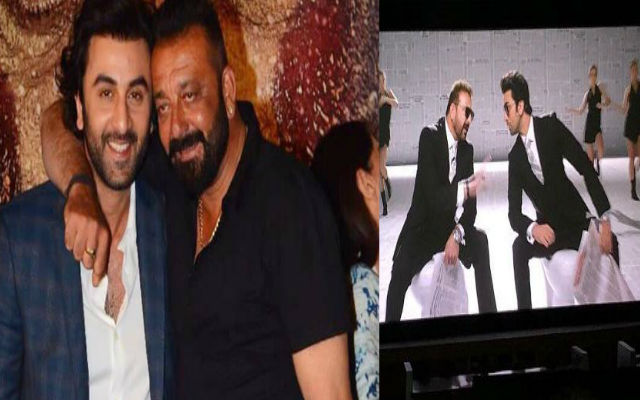 Sanjay Dutt Makes Cameo In His Biopic Starring Ranbir Kapoor, See Here…