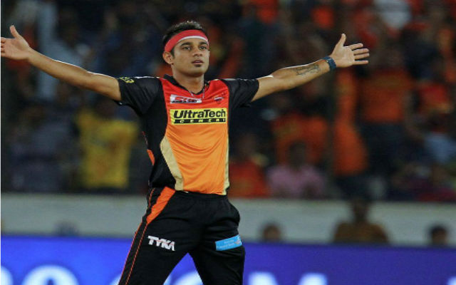Siddharth Kaul's 1st T20I Wicket Is All You Need To See On Internet