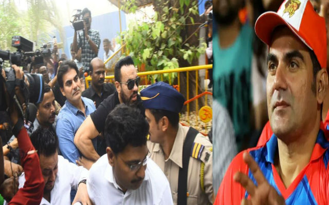 Bollywood actor Arbaaz Khan confesses to IPL betting before Thane Police