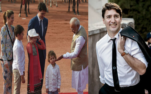 Justin Trudeau Makes Lot of Jokes About hIs India Visit