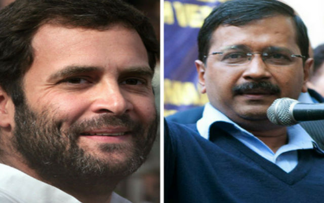 Congress' refusal to support AAP in tussle with L-G effectively makes it BJP's B-team in Delhi