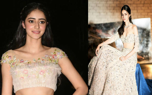 Actor Ananya Pandey's Resplendent looks Must Enthrall Everyone