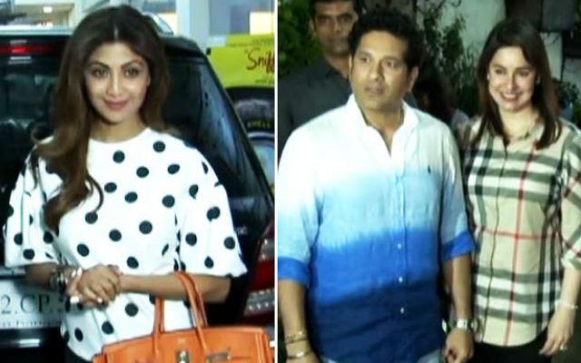 """Sachin Tendulkar's Daughter Sara Joins Shilpa Shetty's """"Sunday Binge"""" In London"""