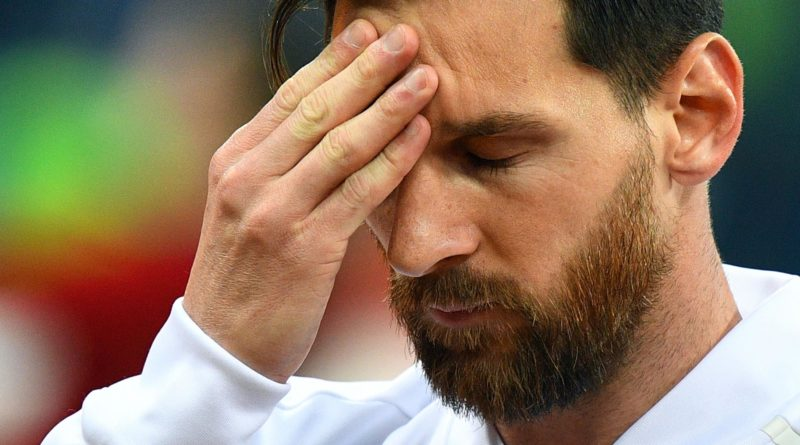 FANS TROLL MESSI AFTER HIS HEARTBREAKING LOSS AGAINST CROATIA