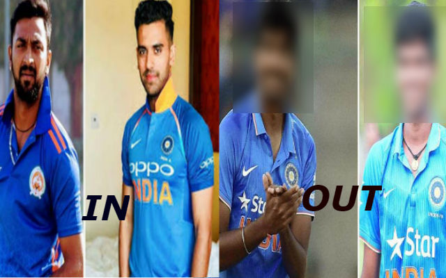 India vs England: Deepak Chahar & Krunal Pandya Comes In For  India's T20I Squad