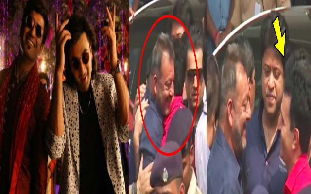Sanju: This Is What Happened When Sanjay Dutt Met His Friend 'Kamli' Outside Jail