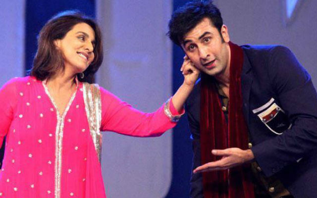 Is Neetu Kapoor a controlling Mom to Ranbir?