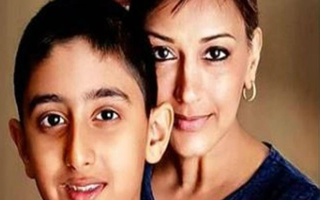 Sonali Bendre broke the news of her cancer to son Ranveer