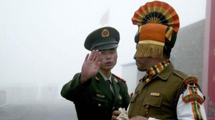The Chinese Troops Are Back In Doklam!