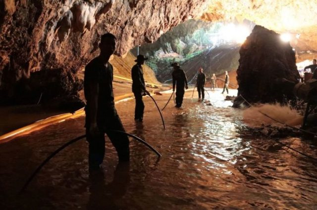 Made In India Water Pumps Were Used In The Thai Cave Rescue