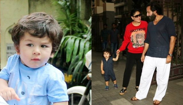 Are Kareena Kapoor Khan and Saif Ali Khan Planning For Taimur's Bodyguard