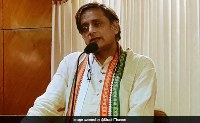 Swami Vivekananda Would Be Attacked With Engine Oil Today: Shashi Tharoor