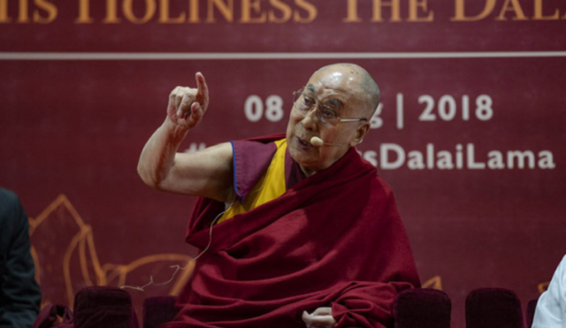 India, Pak Would Have United Today, If Nehru Had Not Been Self-Centered: Dalai Lama