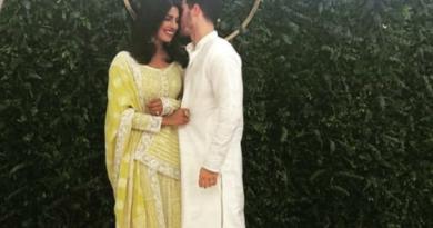 It's Official, Priyanka Chopra And Nick Jonas Perform  'Roka' Ceremony