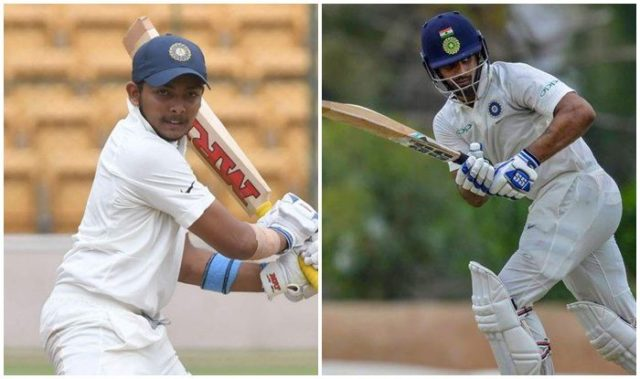 India vs England:  Hanuma Vihari, Prithvi Shaw called up; Vijay, Kuldeep dropped