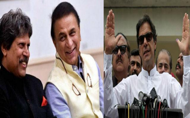 Aamir Khan, Sunil Gavaskar, Kapil Dev Invited For Imran Khan's Oath Taking Ceremony