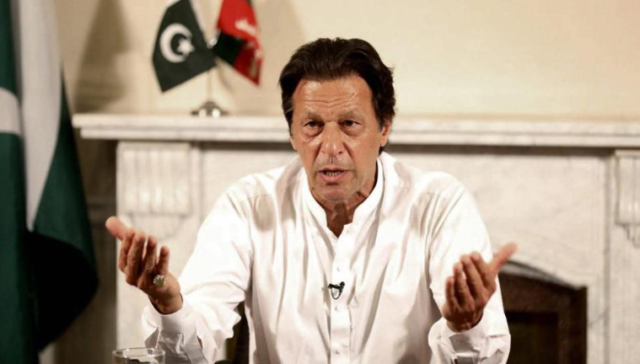 Indo-Pak Peace, The Only Way To Honour Vajpayee: Imran Khan