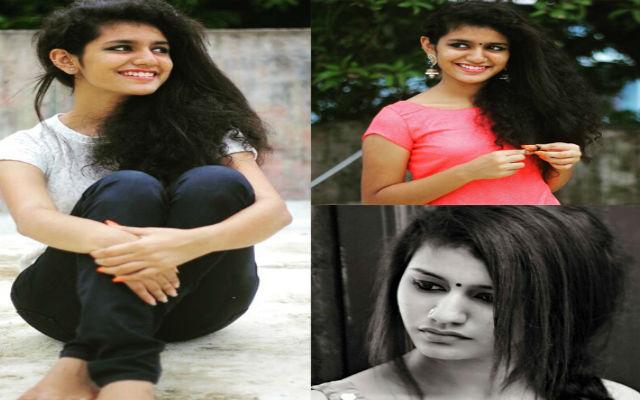 FIR against wink sensation Priya Varrier Registered