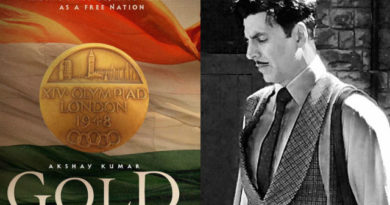 Akshay Kumar's Gold May Hit The Century In Its First Weekend At The Box-Office