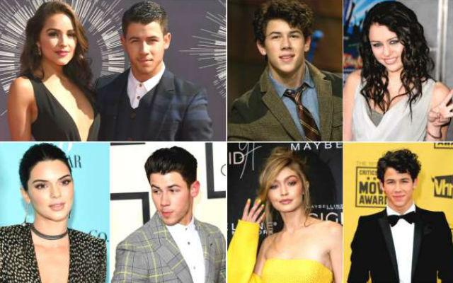 Before Priyanka Chopra Nick Jonas Has Dated All These Foreign Celebs