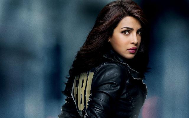 Priyanka Chopra Pens An Emotional Goodbye To 'Quantico':Know Reason
