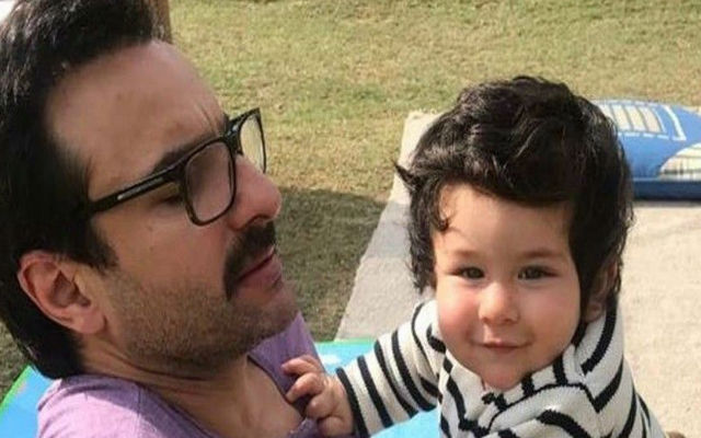 Taimur Ali Khan's Happiness During Playing Football Is Ineffable: See Pics