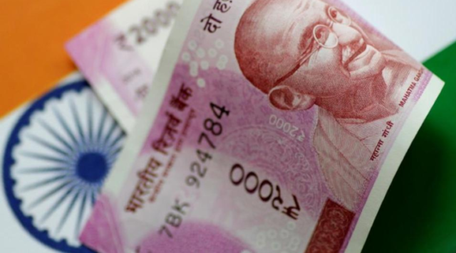 Rupee Plunges To Record Low of 69.62 against Dollar