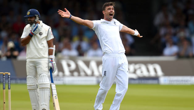 Twitter Reacts to India Stumbling To James Anderson's Magical Spell