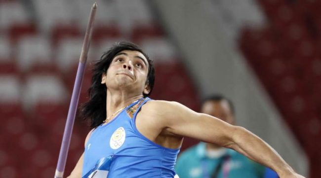Asian Games 2018: Neeraj Chopra Clinches Gold By Shattering His Own National Record